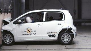 Proč přišla Škoda Citigo o dvě hvězdy v Euro NCAP? Další kolo crash-testů je zde!