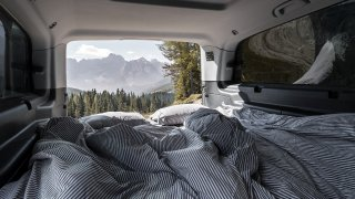 VW Transporter Visu