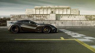Upravené Ferrari F12 by mohlo zvukem dvanáctiválce řezat diamanty