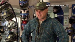 Virtuální motosalon: Suzuki a CFMOTO