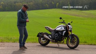 Recenze motocyklu CFMOTO 700CL-X
