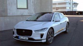 Jaguar I-Pace exterier 2