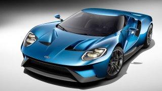 Fordů GT vznikne jen hrstka a budou jen pro vyvolené