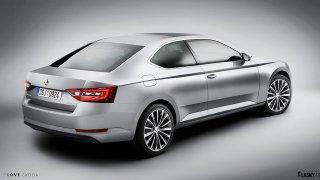 Škoda Superb Coupe. Chceme ji?