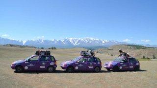 Mongol Rally 2017 přinesla přes sto tisíc na charitu