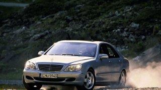 Mercedes-Benz S W220 (1998-2005)