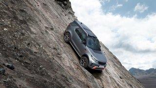 Drsňák s osmiválcem. Land Rover Discovery SVX