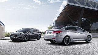 Hyundai i40 modernizuje