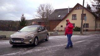 Test rodinného hatchbacku Ford Focus 1.5 EcoBlue Titanium AT