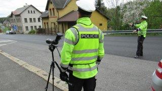 Pozor na rychlost a další přestupky. Policie chystá velkou dopravní akci. Bude všude