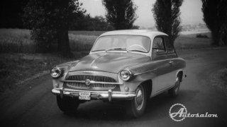 Škoda Octavia 1959 2