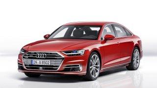 Vlajková loď Audi odhalena. Nová A8 3