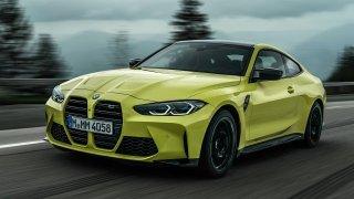 Británie donutila BMW stáhnout reklamu na model M4. Stačil jediný zvuk a jediný stěžovatel