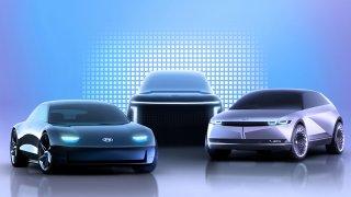 Hyundai loni prodal rekordní počet elektroaut. Založil pro ně vlastní značku, přijede první model