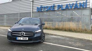 Mercedes-Benz třídy B