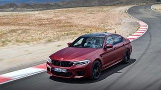 BMW M5 2018 First Edition 2