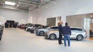 Volvo Selekt Auto Palace Vysočany
