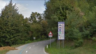 Do Chorvatska jsme díky navigaci projeli mimo oficiální přechod. Málem nás to stálo 500 eur