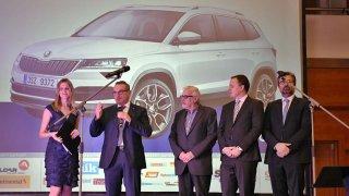 Autem roku 2018 v České republice se stává Škoda Karoq