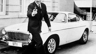 Roger Moore jako Simon Templar vThe Saint