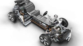 Plug-in hybrid pro BMW i8 je motorem roku