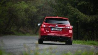 Subaru Levorg se na české silnice hodí skvěle 2