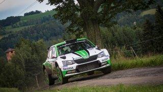 Škoda na Rally Bohemia sbírala úspěchy 3