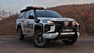 Mitsubishi L200 Rock Proof Evolution 2