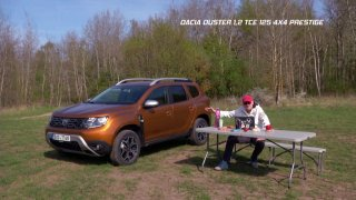 Recenze levného SUV Dacia Duster 1,2 TCE 125 4x4