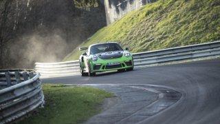 Nové Porsche 911 GT3 RS projelo Zeleným peklem v rekordním čase