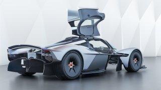 Aston Martin ukázal konečnou podobu hypersportu Valkyrie. Je neuvěřitelný!