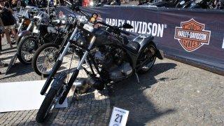 Top 10 nejzajímavějších motorek na Harley Days