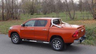 Toyota Hilux exterier 1