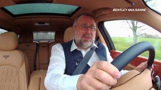 Recenze luxusní limuzíny Bentley Mulsanne (repríza)