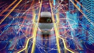 Hyundai síťově propojené automobily