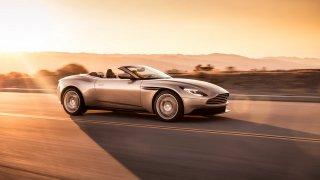 Aston Martin DB11 Volante chce být nejkrásnějším r