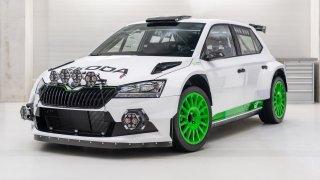 Škoda Fabia Rally2 evo Edition 120