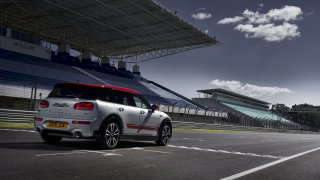 MINI John Cooper Works Clubman 7