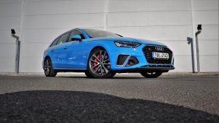 Pod kapotou sportovního Audi S4 Avant už benzín nehledejte, nyní je zde nafta. Jak jezdí?