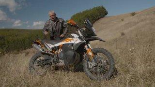 Sršeň a KTM 790 Adventure R