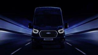 Ford nabídne Transit s elektrifikovaným pohonem