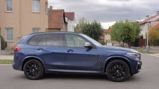 BMW X5 xDrive M50d exterier 4