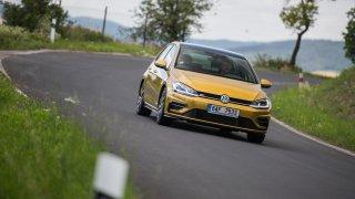 VW Golf 1.5 TSI Evo jízda 2