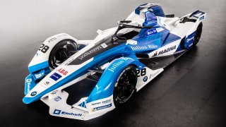 BMW je připraveno na sezonu č. 5.