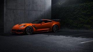 Americké kladivo. Nový Chevrolet Corvette ZR1 veze 766 koní