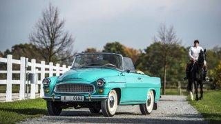 Škoda Felicia 60. výročí 1