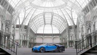 Bugatti Chiron ve skutečném světě - Obrázek 3