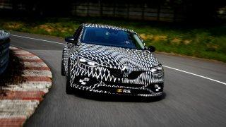 Renault Mégane R.S. odkrývá své tvary 2