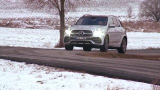 Recenze Mercedesu-Benz GLE 350 de 4Matic