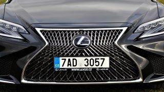 Lexus LS 500h Superior
